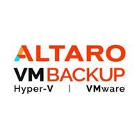 Altaro VM Backup for Hyper-V Unlimited Edition including 1 year of SMA