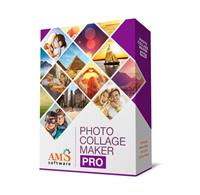 AMS Software Photo Collage Maker Professional, English