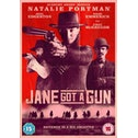 Jane Got A Gun DVD
