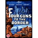 Four Guns To The Border DVD