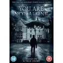 You Are Not Alone DVD
