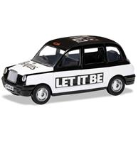 fiftiesstore The Beatles - Let It Be London Taxi Die-Cast 1:36 Corgi