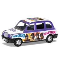 fiftiesstore The Beatles - Hey Jude London Taxi Schaalmodel 1:36