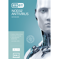 ESET NOD32 Antivirus 2020 volledige versie 3-Apparaten 2 Jaar