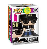 fiftiesstore Pop! Rocks: Pet Shop Boys - Chris Lowe