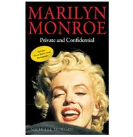 fiftiesstore Marilyn Monroe - Private And Confidential Boek