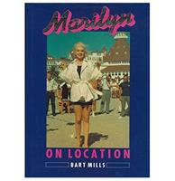 fiftiesstore Marilyn Monroe - Marilyn On Location Boek Hardcover Collectible