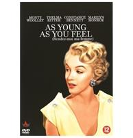 fiftiesstore As Young As You Feel Starring Marilyn Monroe DVD
