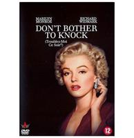fiftiesstore Don't Bother To Knock Starring Marilyn Monroe DVD