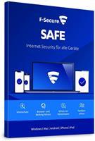 F-Secure Safe Internet Security 2021 1 eenheid / 2 jaar