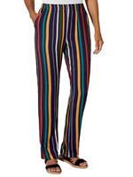 Classic Basics broek met rondom elastische band om zo aan te schieten