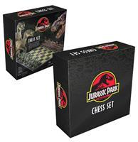 fiftiesstore Jurassic Park: Schaak Set