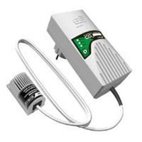 Schabus 300252 Gasmelder Met externe sensor werkt op het lichtnet Detectie van Kooldioxide