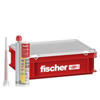 Fischer 558769 FIS V Plus 360 S HWK Injectie spuitkokers in krat - 10 x 360ml