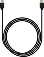 Grab 'n Go USB-C naar USB-C kabel Zwart - voor HTC - 2 Meter