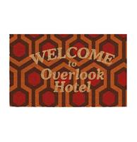 Fiftiesstore The Shining: Welcome to Overlook Hotel 60 x 40 cm Deurmat