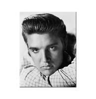 Fiftiesstore Magneet Elvis Presley Portret
