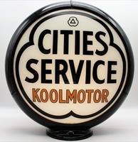Fiftiesstore Cities Service Koolmotor Benzinepomp Bol