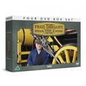 Fred Dibnah's World Of Steam, Steel & Stone DVD