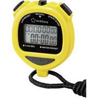 Renkforce RF-SW-120 Digitale stopwatch Zwart