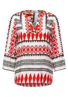 Cecil Blouse een Ethno print