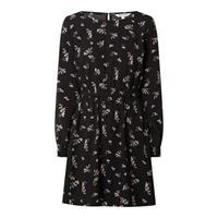 Mini-jurk van viscose