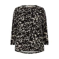 ONLY CARMAKOMA PLUS SIZE shirt met all-over motief, model 'Alba'
