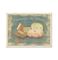 Fiftiesstore Magneet Fromages