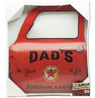 Fiftiesstore Autodeur Texaco Dad's Roadside Garage - 40 x 46 cm