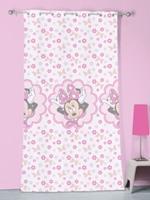 Disney Minnie Mouse Gordijnen Stylish Pink
