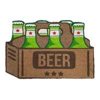 Fisura 6-pack Bierflesjes Deurmat