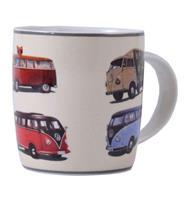 Fiftiesstore Volkswagen T1 Koffie Mok Bulliparade