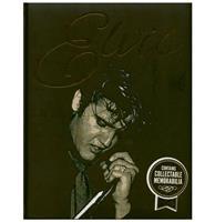 Fiftiesstore Elvis Presley - A Pictorial Biography by Kim Aitken (Bevat Collectable Memorabilia) - Hardcover