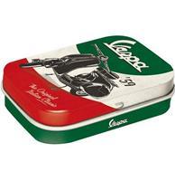 Fiftiesstore Vespa '59 The Original Italian Classic Pepermunt Blik