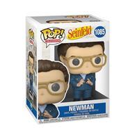 Fiftiesstore Funko Pop! TV: Seinfeld - Newman the Mailman