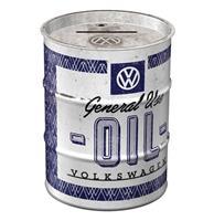 Fiftiesstore Volkswagen General Use Olieblik Spaarpot
