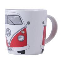 Fiftiesstore VW Volkswagen T1 Coffee Beker Rood
