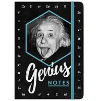 Fiftiesstore Notitieboek Einstein - Genius Notes