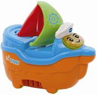 VTech Blub Blub Bad - Ziggy Zeilboot