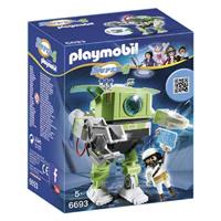 playmobil Super 4 - Cleano-Robot