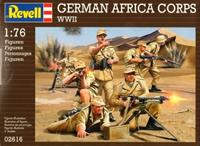 Revell 2616  German Africa Corps WWII