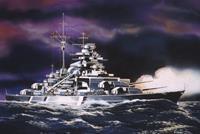 Revell 1/1200 Bismarck