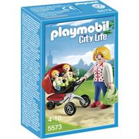 City Life - Tweeling kinderwagen