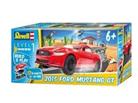 Revell 1/25 2015 Ford Mustang GT Build & Play
