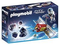 Playmobil 6197 Meteorode verbrijzelaar op=op