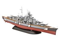 Revell 1/700 Battleship Bismarck