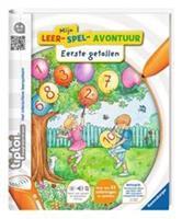Ravensburger Tiptoi - Mijn leer-spel-avontuur: Eerste getallen