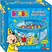 Ballenbak met 50 ballen