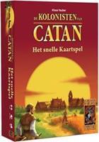 999-games Catan: Het Snelle Kaartspel