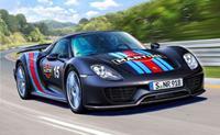 """Revell 7027  Porsche 918""""Weiss"""